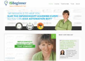 isbeginner.com