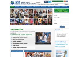 isbmgurgaon.com