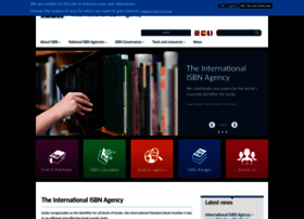 isbn-international.org