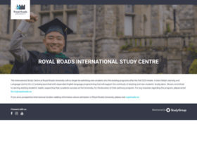 isc.royalroads.ca