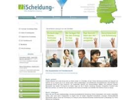 ischeidung.de