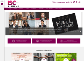 iscparis-alumni.com
