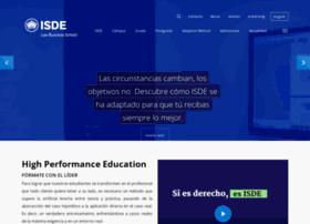 isdemasters.com