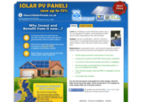 isearchsolarpanels.co.uk