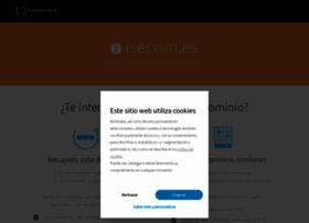 isecom.es