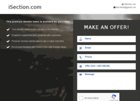 isection.com