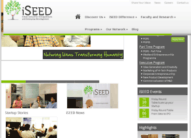 iseed.edu.in
