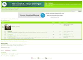 isgroningen.forumotion.net