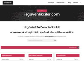 isguvenlikciler.com