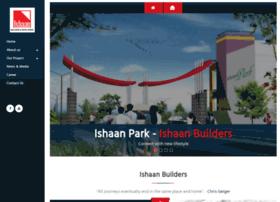 ishaanbuilders.com
