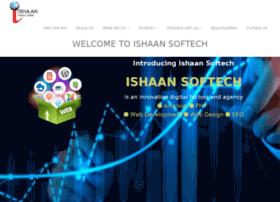 ishaansoftech.com