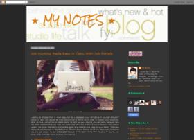 isharemynotes.blogspot.com