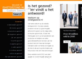ishetgezond.nl