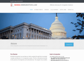 ishidaimmigration.com