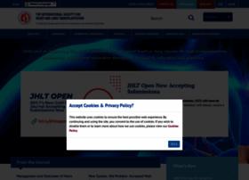 ishlt.org