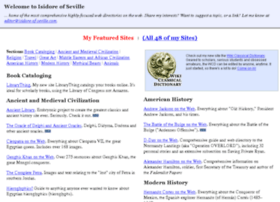 isidore-of-seville.com