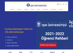 isik.edu.tr