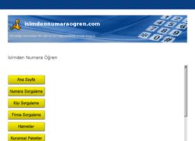 isimdennumaraogren.com