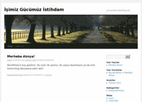 isimizgucumuzistihdam.com
