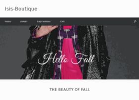isis-boutique.com