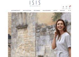 isis-collection.fr
