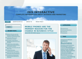 isis-interactive.com
