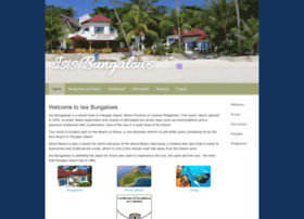 isisbungalows.com