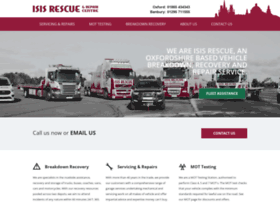 isisrescue.co.uk
