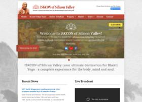 iskconsiliconvalley.com