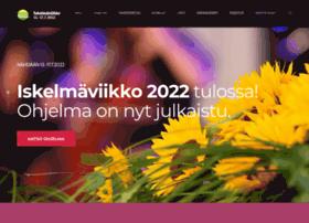 iskelmaviikko.fi