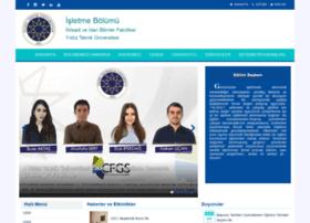 isl.yildiz.edu.tr