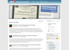 isla-offshore.com