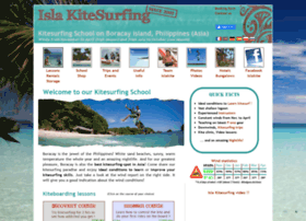 islakitesurfing.com