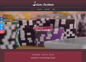 islam-institute.com