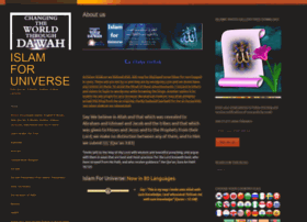 islam4universe.wordpress.com
