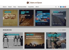 islamandquran.org