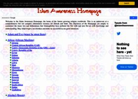 islamawareness.net