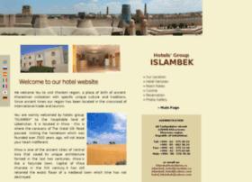 islambekhotel.uz