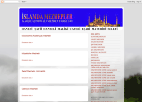 islamdamezhepler.blogspot.com.tr