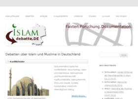 islamdebatte.de