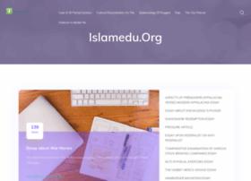 islamedu.org