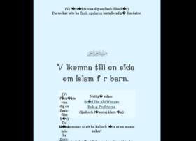 islamforbarn.se