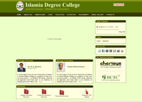 islamiadegreecollege.com