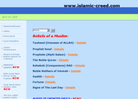 islamic-creed.com