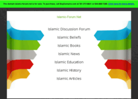 islamic-forum.net
