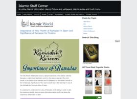 islamic-stuff-corner.blogspot.com