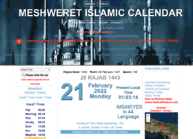 islamicalendar.co.uk