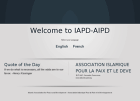 islamicapd.org
