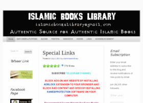 islamicbookslibrary.net