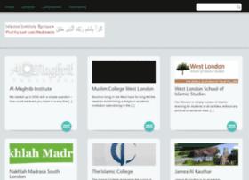 islamicinstitutes.co.uk